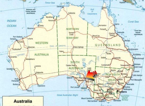 Augusta Australia  city images : Walking For A Better World Port Augusta, Australia